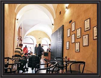 Prodejna Henri Olomouc centrum