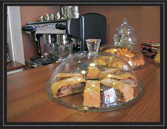 Prodejna kávy a kavárna QALTcafé v Ostravě